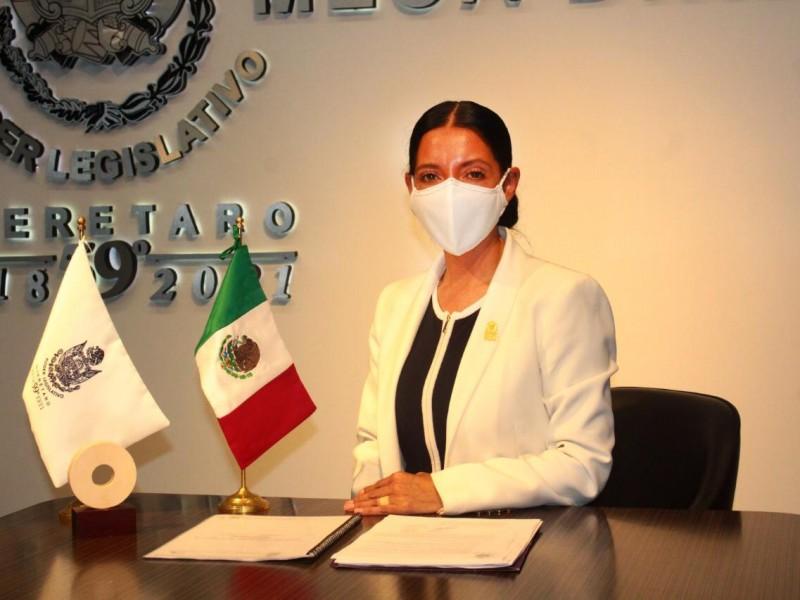 Asegura Presidenta de la Legislatura que sí aplican protocolos sanitarios