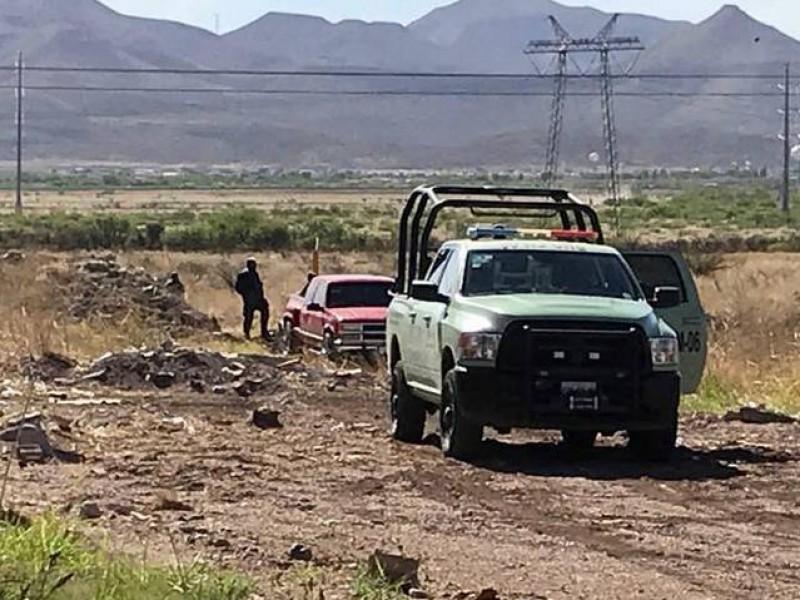 Asegurada toma clandestina de ducto en Chihuahua