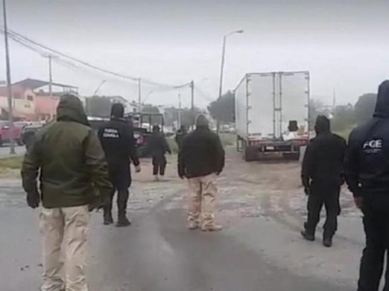 Aseguran 157 migrantes en Saltillo, Coahuila