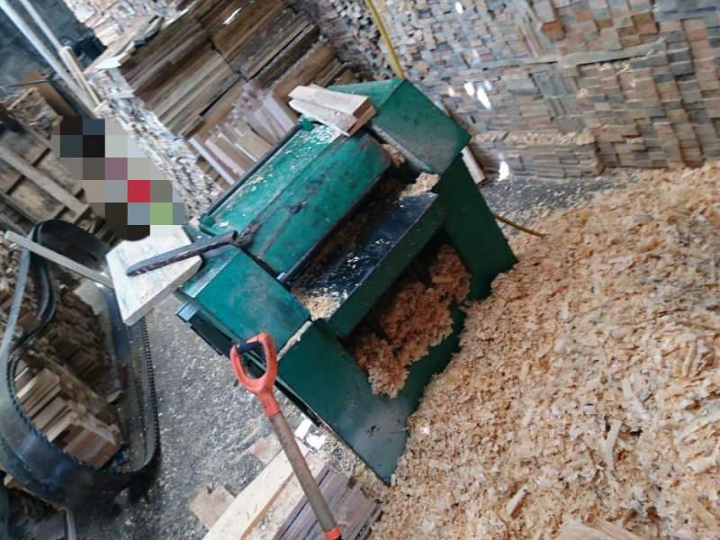 Aseguran 550 toneladas de madera en el Edomex