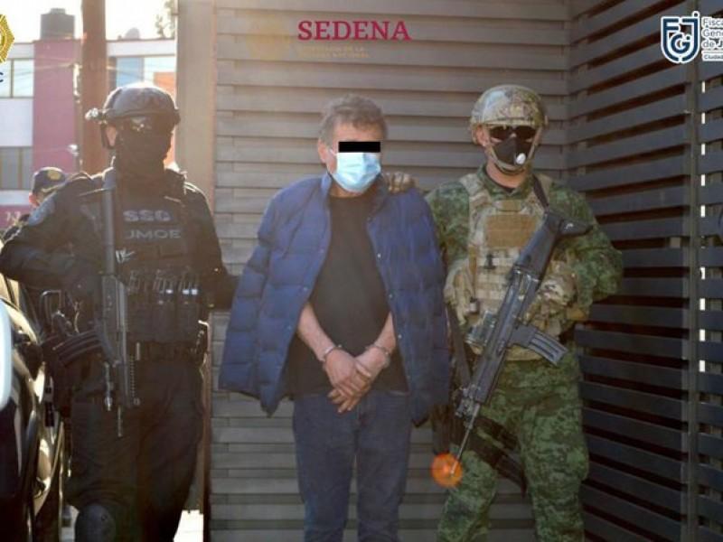 Aseguran 800 kilos de cocaína en la Ciudad de México