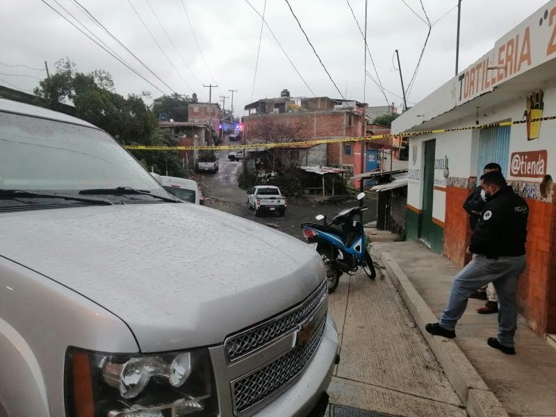 Aseguran a presunto implicado en feminicidio ocurrido en Uruapan