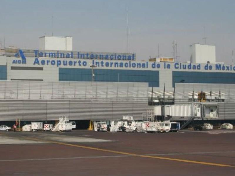 Aseguran droga en aeropuerto capitalino