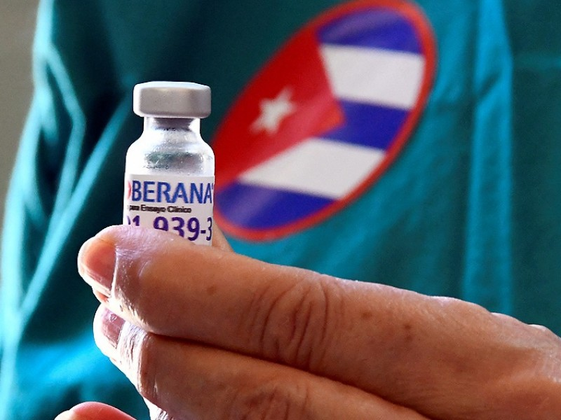 Aseguran eficacia del 100% de la vacuna cubana