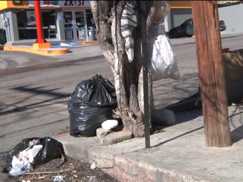 Aseguran no falta limpieza en la ciudad