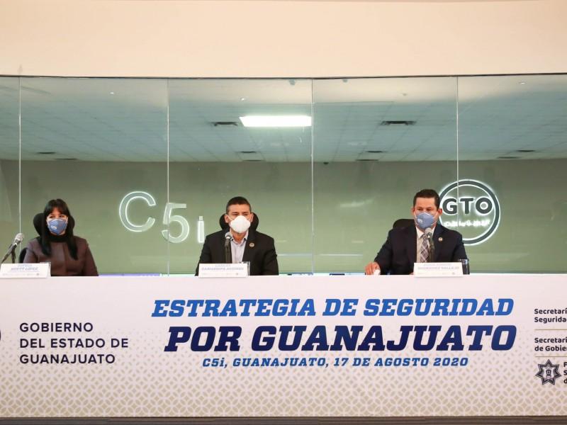 Aseguran más de 43 mil dosis de droga en Guanajuato