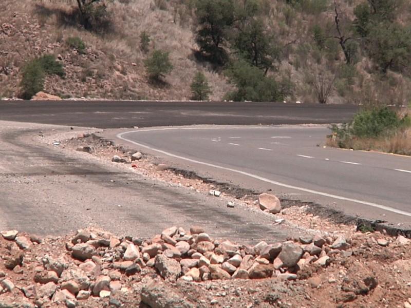 Aseguran que para agosto culminarán carretera en Sonora