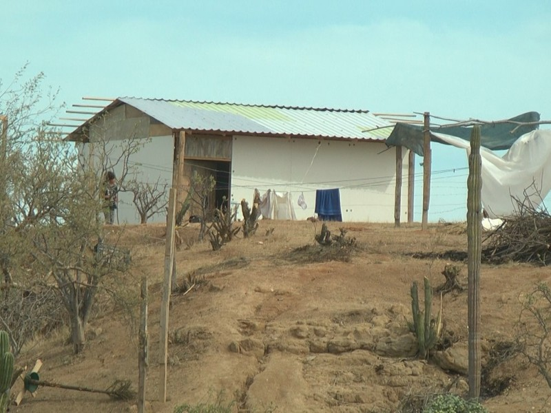 Asentamiento irregular se establece cerca de Chulavista
