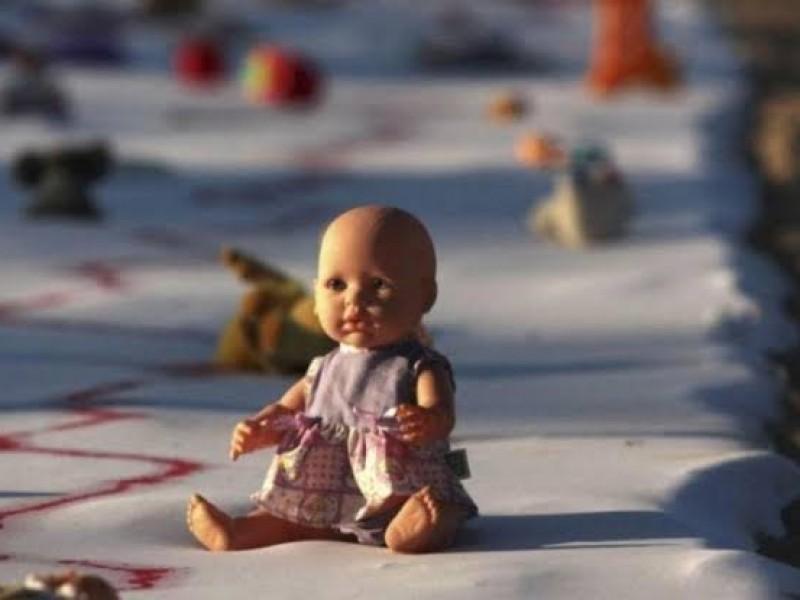 Asesinados de menores; minimizan celebración del Día del Niño