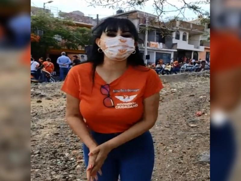 Asesinan a candidata por MC a alcaldía de Moroleón, Guanajuato