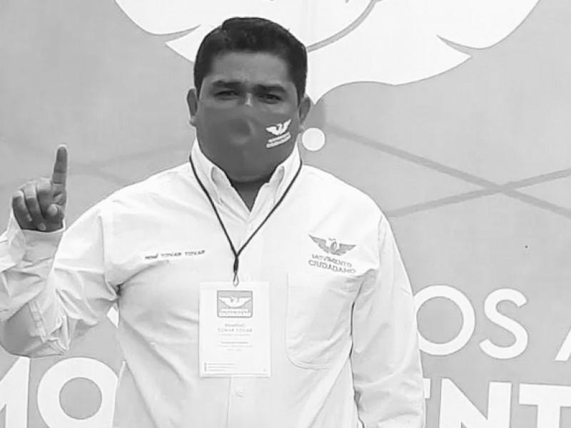 Asesinan a candidato de Movimiento Ciudadano en Cazones de Herrera