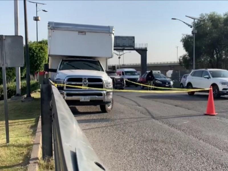 Asesinan a conductor de una camioneta de carga