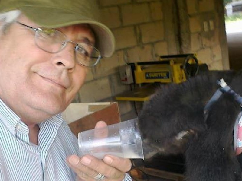 Asesinan a defensor del santuario del mono