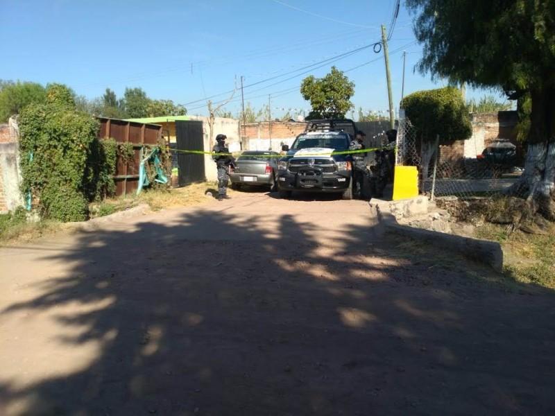 Asesinan a dos en la comunidad Puente Guadalupe