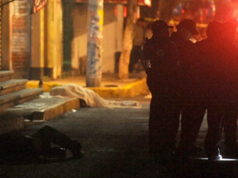 Asesinan a dos personas en Iztapalapa