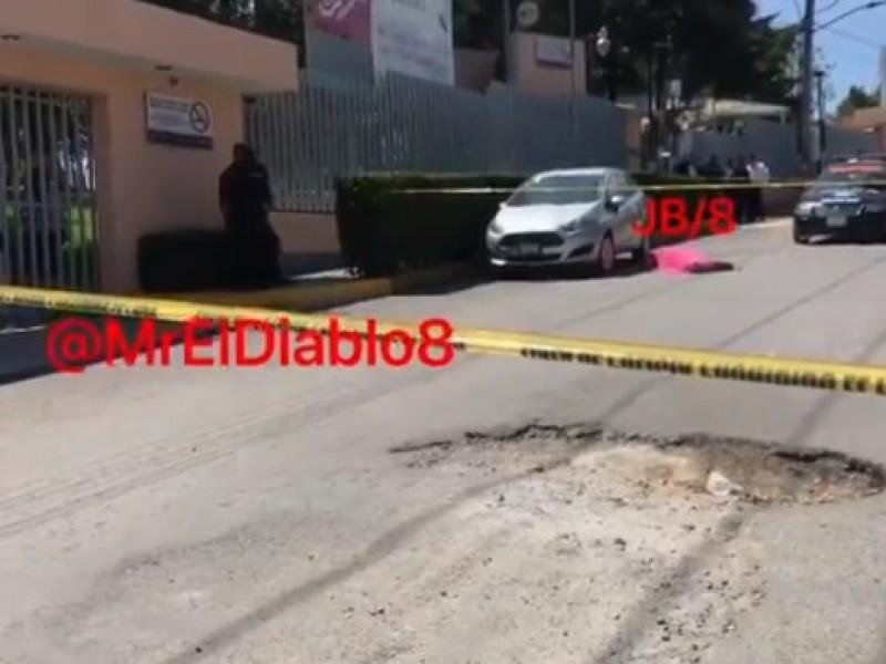 Asesinan a estudiante en Cuautitlán Izcalli