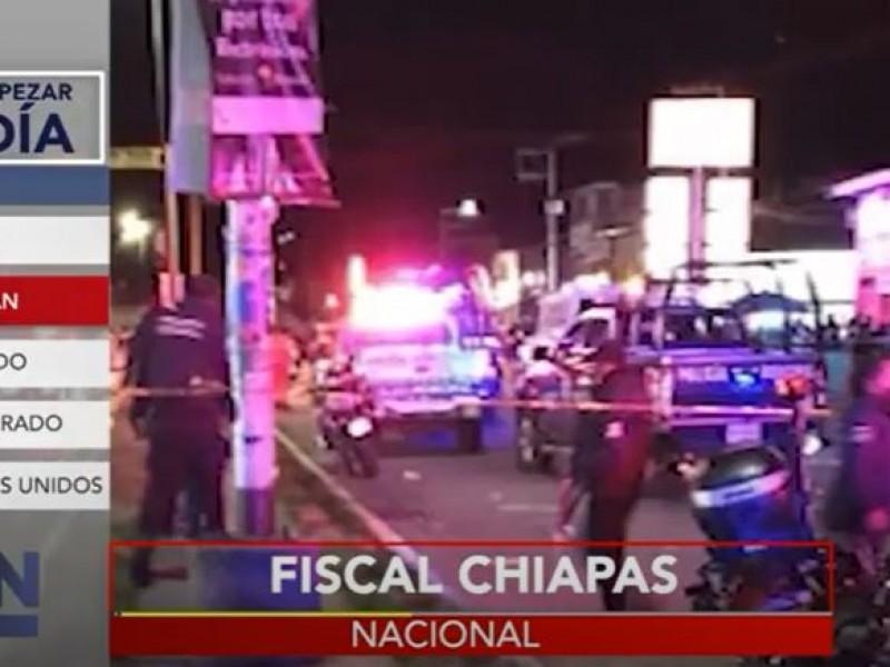 Asesinan a fiscal de justicia indígena en Chiapas
