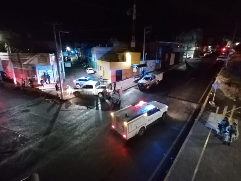 Asesinan a hombre en Guadalupe