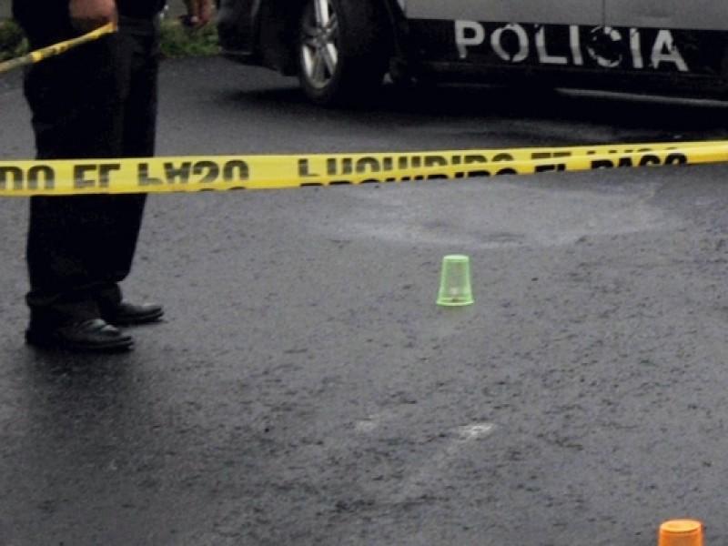 Asesinan a joven en calles de la GAM