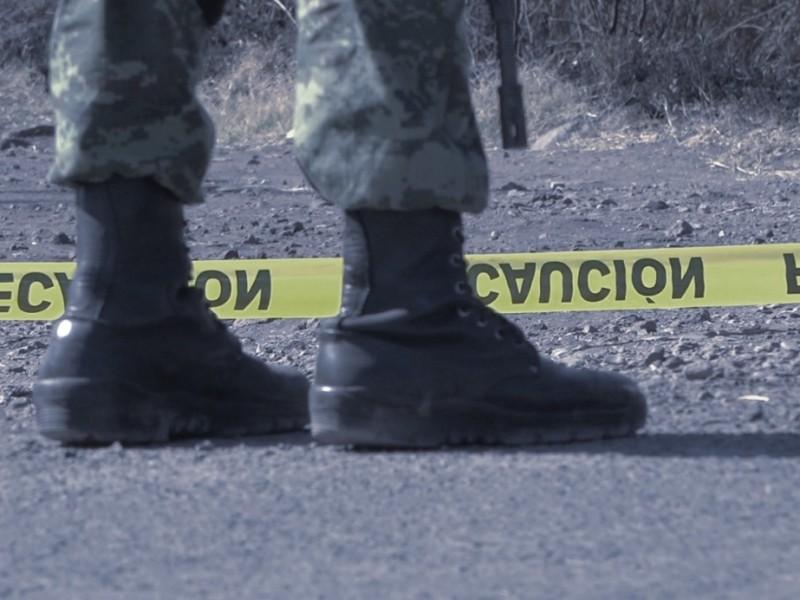 Asesinan a joven en vía pública en La Cruz