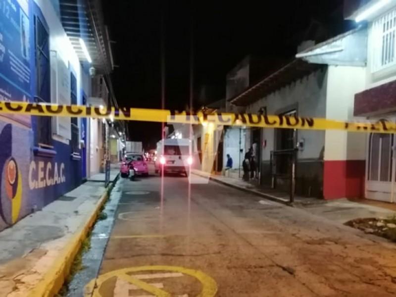 Asesinan a padre e hijo en Uruapan