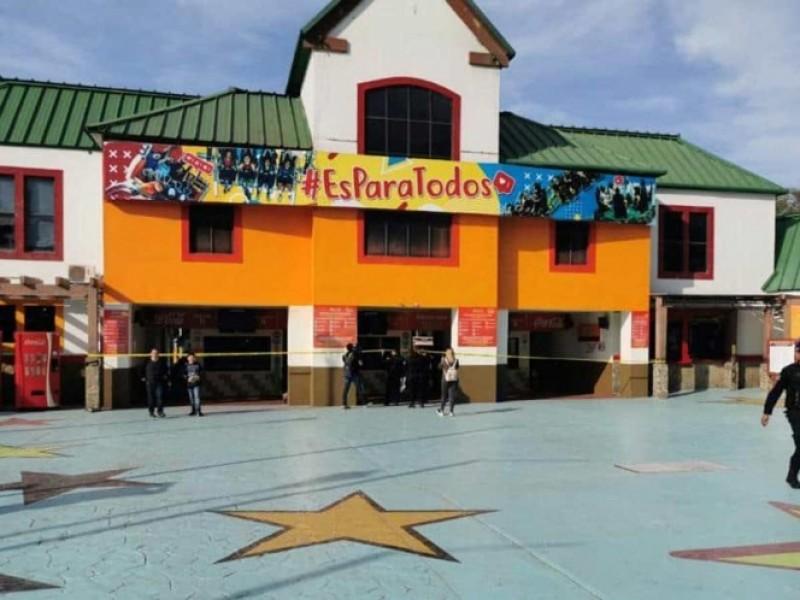 Asesinan a persona en parque de diversiones en Nuevo León