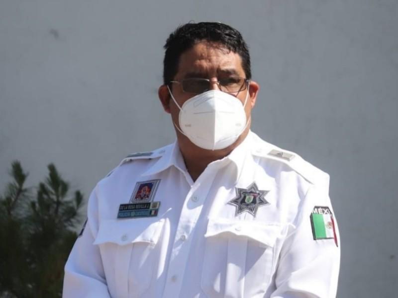 Asesinan a subcomandante de la policía municipal de Zacatecas