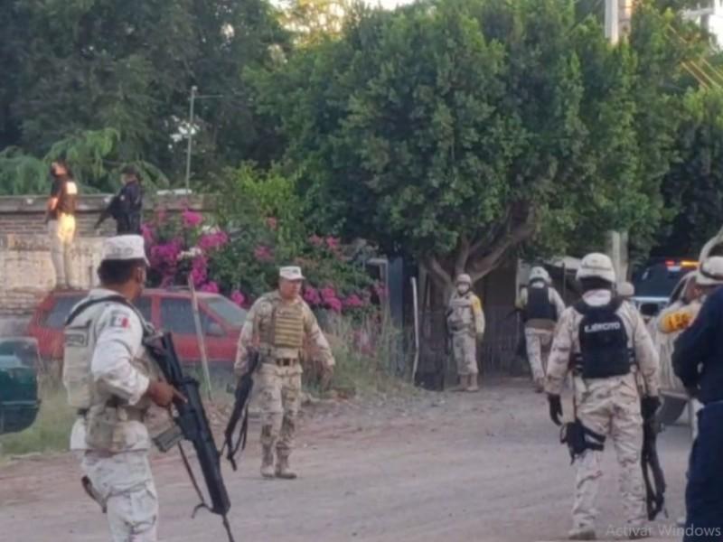Asesinan a un elemento del ejército Mexicano en Esperanza