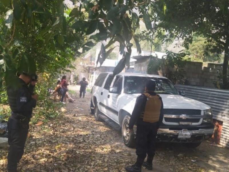 Asesinan a un hombre en el municipio de Tlilapan