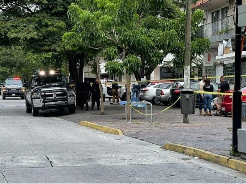 Asesinan a uno y hieren a dos en Chapultepec