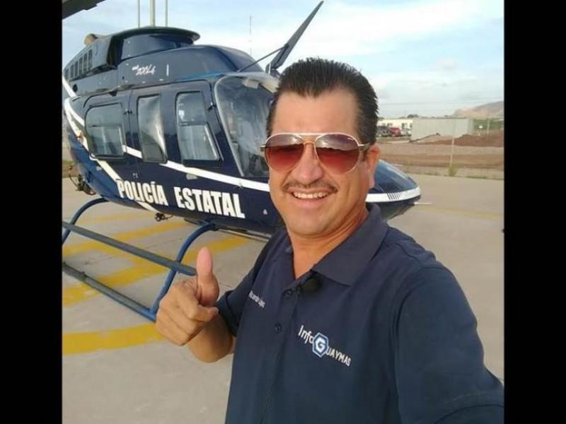Asesinan al periodista Ricardo López al norte de Guaymas