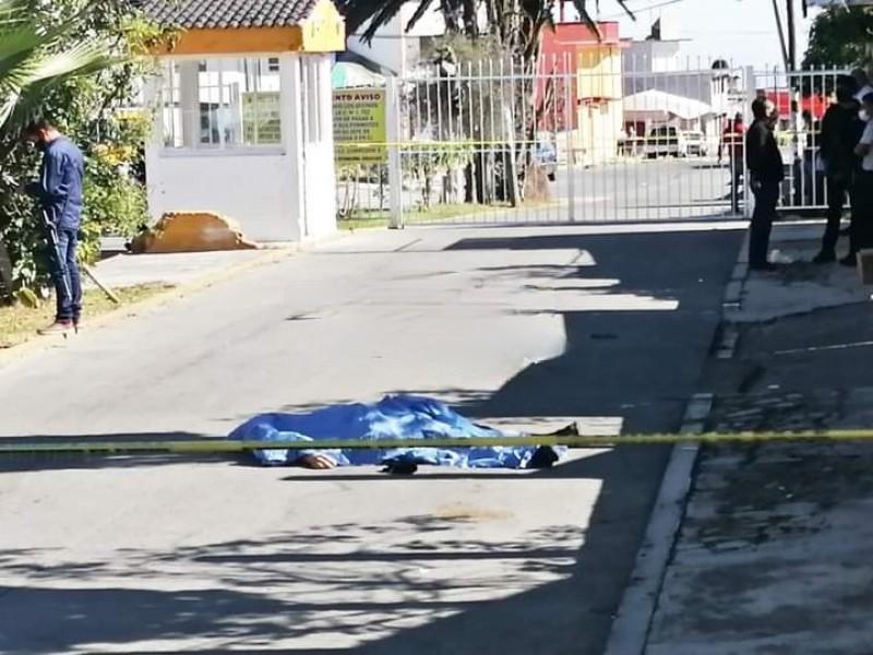 Asesinan mientras hacía ejercicio joven en Teziutlán