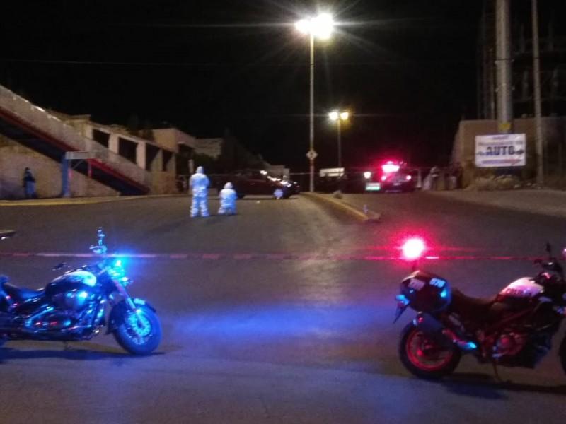 Matan pasajero de Uber en la capital zacatecana