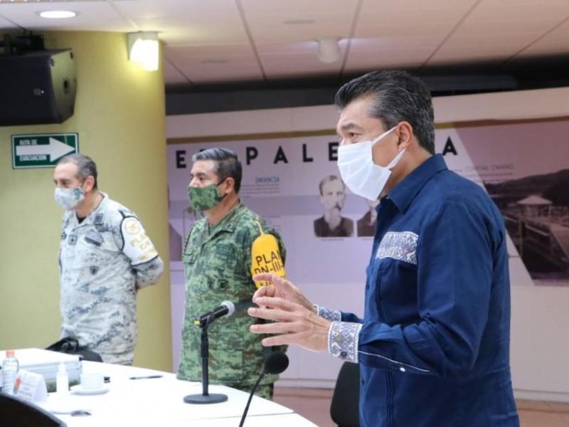 Asesinato de Fiscal no quedará impune afirma Rutilio Escandón