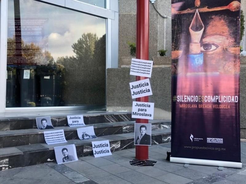 Asesino de Miroslava Breach es sentenciado a 50 años