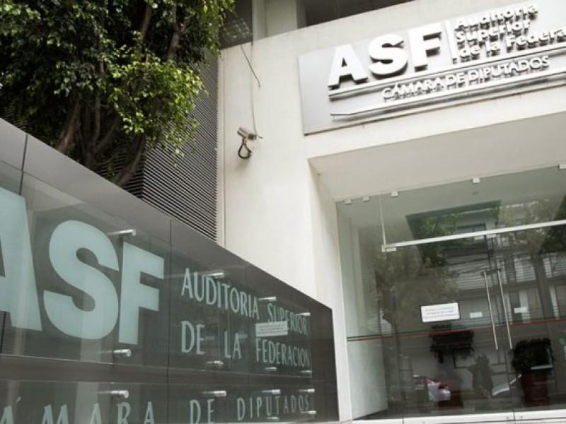 ASF remueve a auditor tras inconsistencias en auditoría del NAICM
