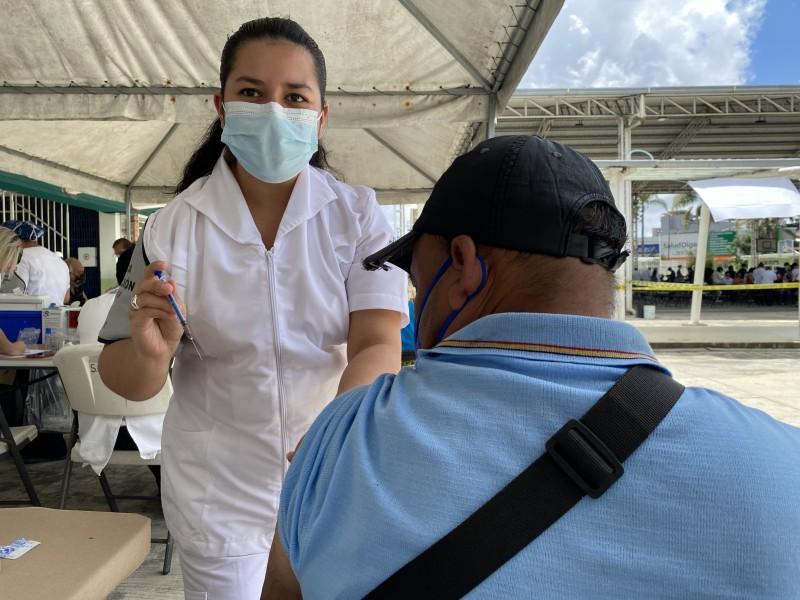 Así culminó vacunación para xalapeños de 40; esto sigue