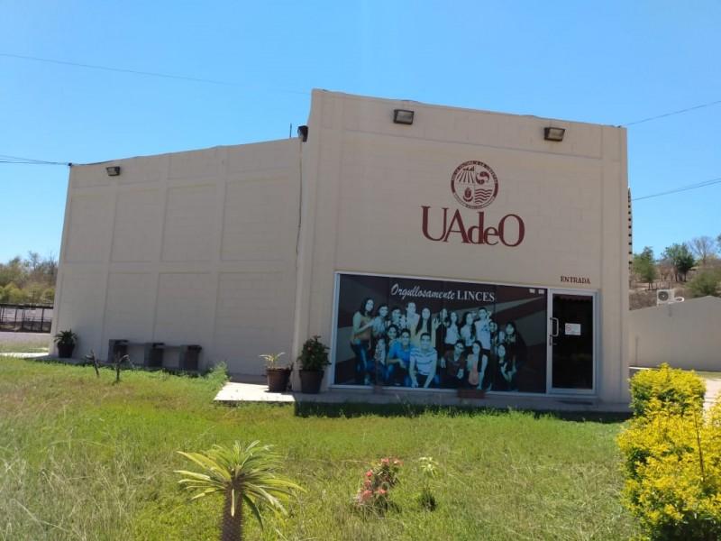 Aspira la UAdeO Exensión Sinaloa a ingresar 65 estudiantes