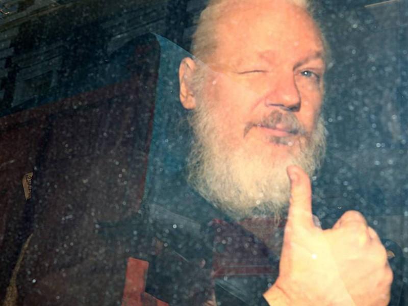 Assange acusa a EU de someterlo a espionaje
