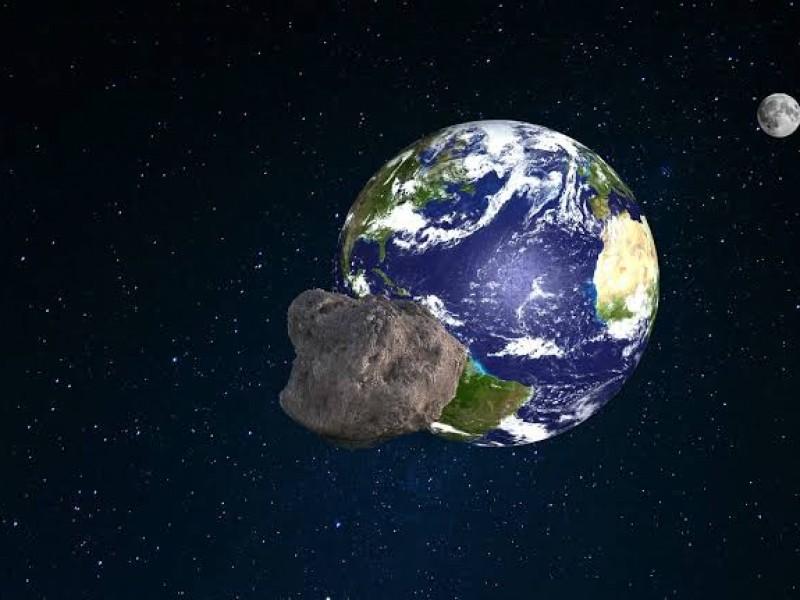 Asteroide  pasará cerca de la Tierra el próximo viernes