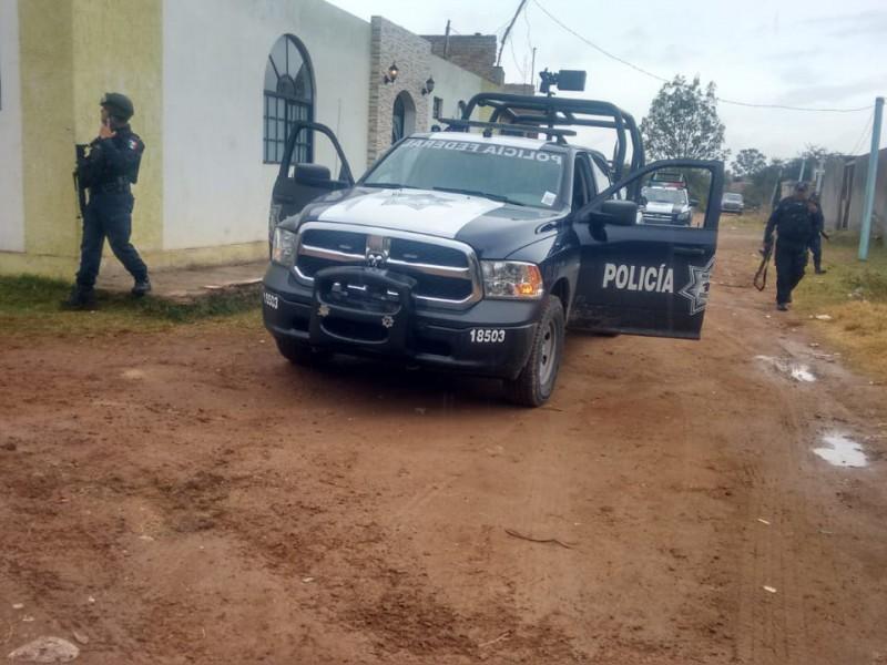 Atacan a balazos a federales en Tonalá