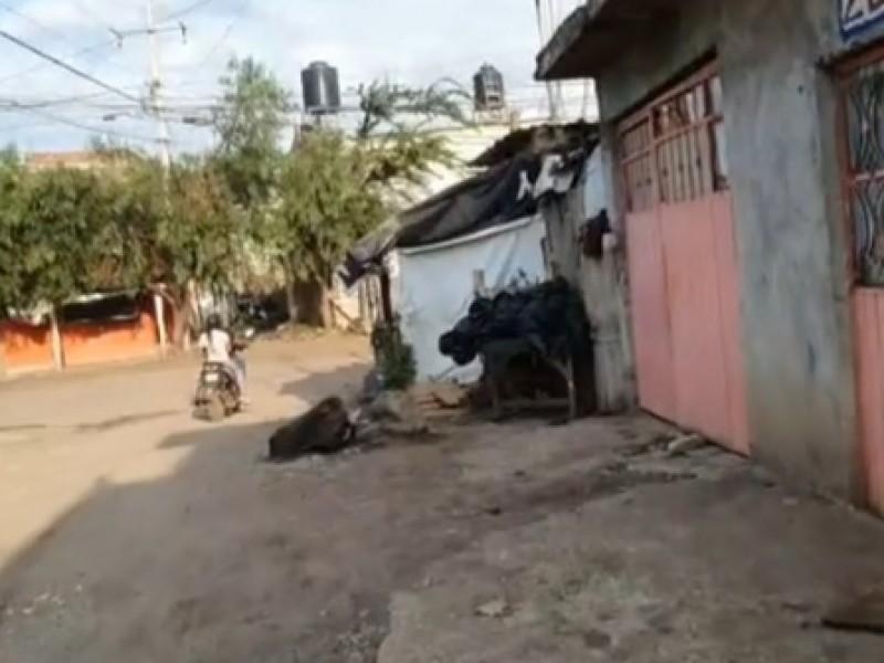 Atacan a balazos a tres niños en colonia zamorana
