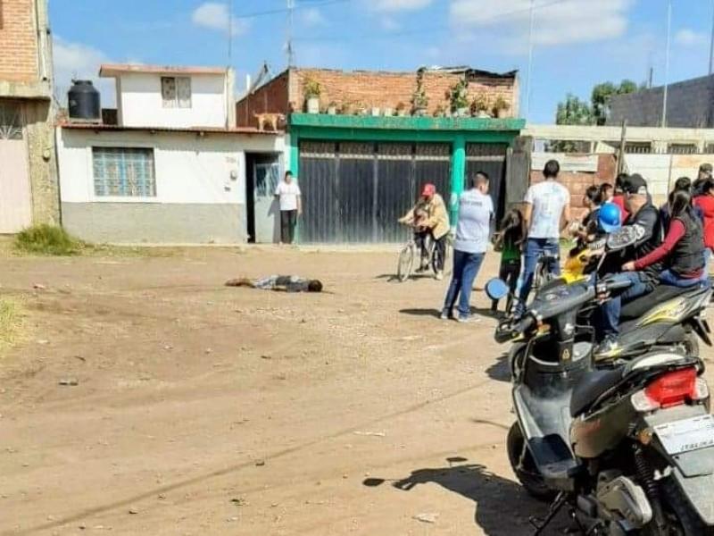 Atacan a familia zamorana, dejan 2 muertos