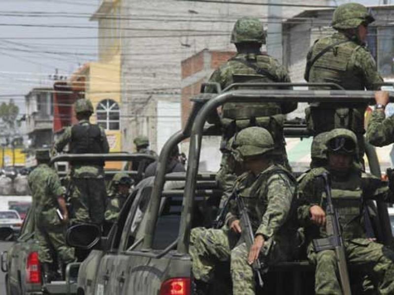 Atacan a militares en Bocoyna, Chihuahua