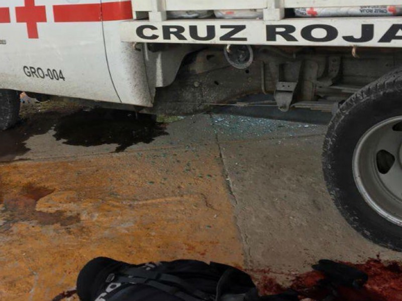 📹Atacan a paramédicos y policías en Guerrero
