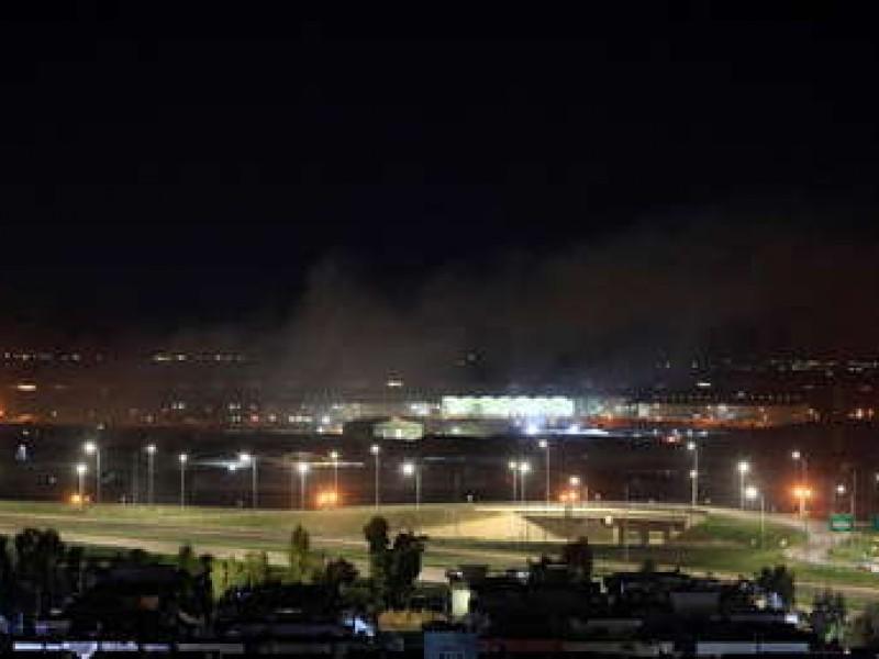 Atacan aeropuerto en Irak con drones armados