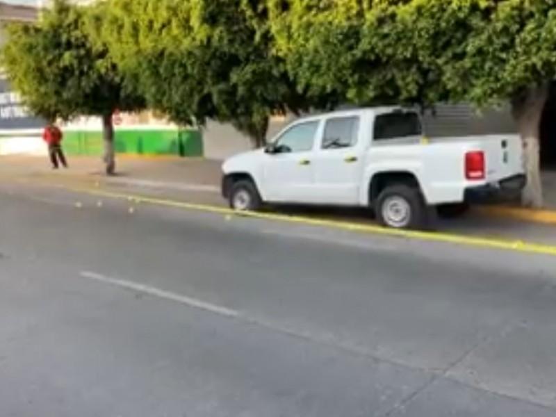 Atacan instalaciones de la Fiscalía en Irapuato