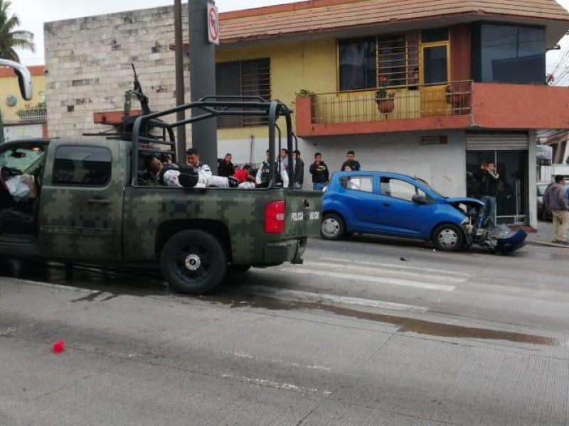 Atacan Mando Único en Córdoba.