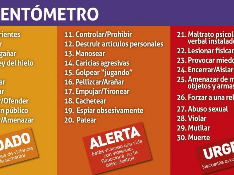 Atacan violencia de género en Guaymas
