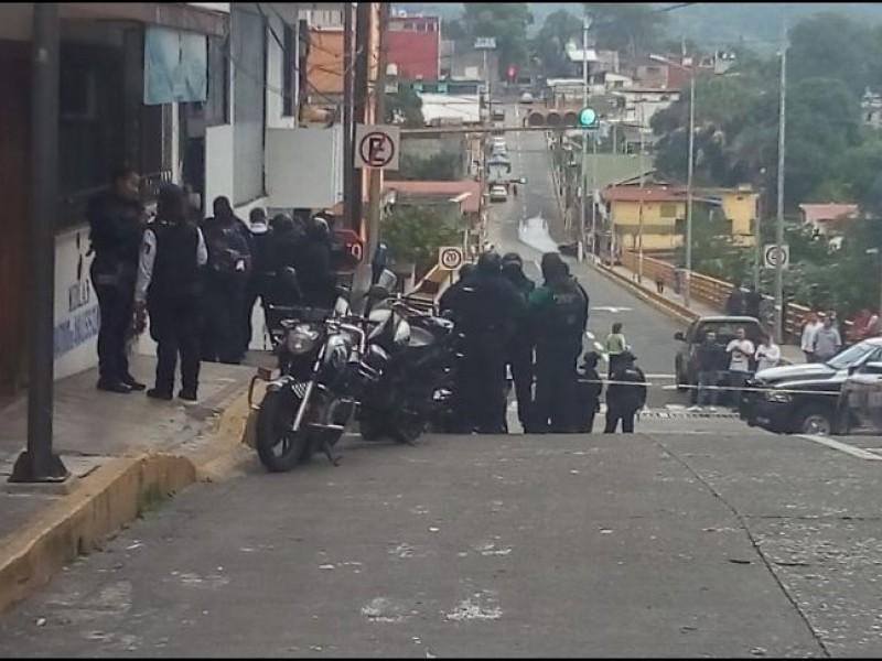 Ataque a bar en Veracruz deja dos muertos